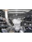 Защита задний дифференциал Nissan X-Trail T32 2014- V-все (задний дифференциал) ( TM Kolchuga ) Стандарт