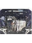 Защита двигателя, КПП, радиатор Hyundai Grandeur IG 2016- V-3,0V6 (АКПП) ( TM Kolchuga ) ZiPoFlex
