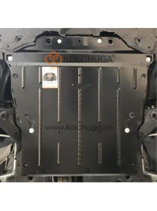 Защита двигателя, КПП Toyota RAV 4 V HYBRID 2018- V-2,0і; 2,5і HYBRID; ( TM Kolchuga ) ZiPoFlex
