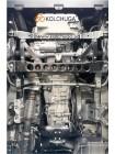 Защита двигателя, КПП Mercedes-Benz Viano D (W447) 2014- V-2,2 СDI (задний привод) ( TM Kolchuga ) Стандарт