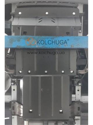 Защита двигателя, КПП, радиатор Hyundai H350 2014- V-2,5CRDI (МКПП) ( TM Kolchuga ) Стандарт