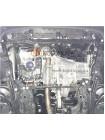 Защита двигателя, КПП Citroen C3 Aircross 2017- V-1.2 Pure Tech (после 08.2017р.) Стандарт TM Kolchuga
