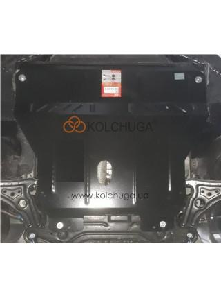 Защита двигателя, КПП Ravon Nexia R3 2015- V-1,5i (107л.с.) (VIN: XWVTF69V9JA013752) ( TM Kolchuga ) ZiPoFlex