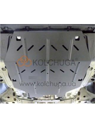 Защита двигателя, КПП Opel Insignia B 2017- V- 2,0CDТI (двиг. B20 DTH ecoFLEX 170л.с.) ( TM Kolchuga ) ZiPoFlex