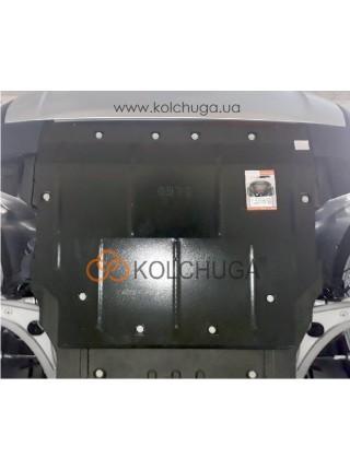 Защита двигателя, КПП Range Rover Discovery Sport 2019- V-2,0Td4 150-180 л.с. (AКПП) ( TM Kolchuga ) ZiPoFlex