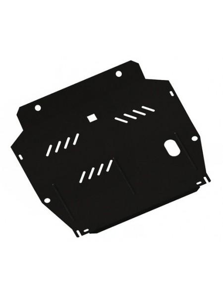 Защита двигателя, КПП для авто Chery Jetour X70 ( 2020- ) V-1,5і ( АКПП ) ( TM Kolchuga ) ZipoFlex
